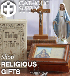 Purchase a wide variety of Catholic merchandise at Catholic Supply of St. Louis